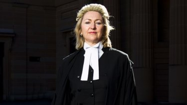 Putting the ICAC in the cross-hairs: Margaret Cunneen, SC.