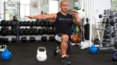 Fitness guru Fred Liberatore knows your 50s are a crucial decade for fitness.
