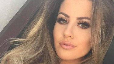 Chloe Ayling was kidnapped in Italy.