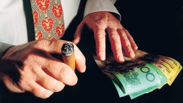 Figures show 56 of Australia's highest earners paid next to no income tax.