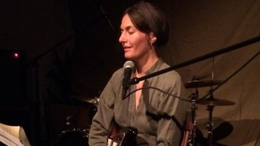 Josephine Foster:literate, hushed and mysterious songs.