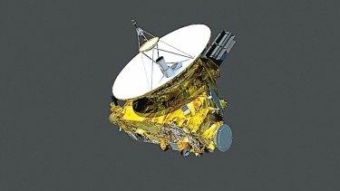 NASA's New Horizons probe.