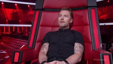 The addition of Ronan Keating as a judge/coach has done The Voice no harm in its first week.