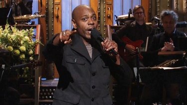 Dave Chappelle's welcome return to SNL including some stinging remarks aimed at Donald Trump.