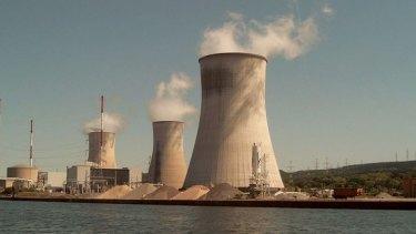 Nuclear reactors in Belgium.