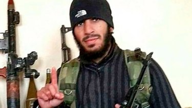 Killed in Syria: Mamdouh Elomar's son Mohamed.