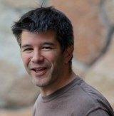 Uber chief executive Travis Kalanick.