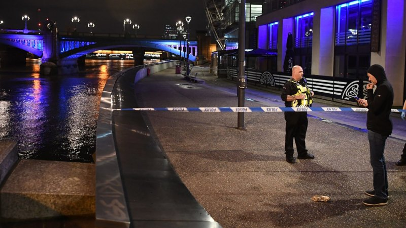 Terror attack: Londoners in tears as latest fatal attack plays out on busy street