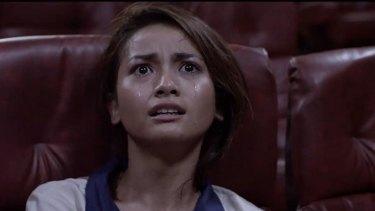 In Ginanti Rona's <i>Midnight Show</i>, a masked killer roams a half-empty movie theatre.