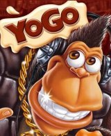 Yogo products feature a cartoon gorilla. It's linked to a ''fun-filled'' online games portal for kids.