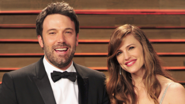 Jennifer Garner made a not-so veiled jibe about Affleck's tattoo last month, insinuating she believed that it was real.