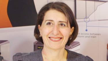 """""""The strength of stamp duty revenue is a good sign for the state's property market, and is positive news for the NSW economy"""": Treasurer Gladys Berejiklian."""