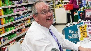 Labor MP Walt Secord.