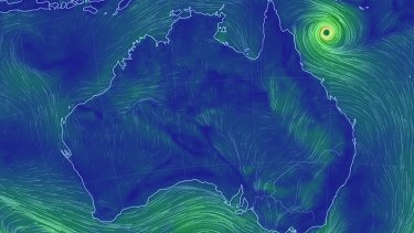 Cyclone Nathan is predicted to make landfall at Cooktown on Friday.