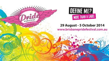 Brisbane's Pride Festival will be promoted on council buses.