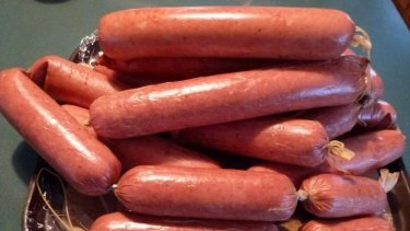 German AGMs offer hearty fare: Daimler served 12,500 sausages to its 5500 shareholders.