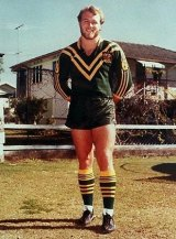 The story of Wally Lewis as a rising football star features in <i>Home Ground: The State of Origin Musical</i>.