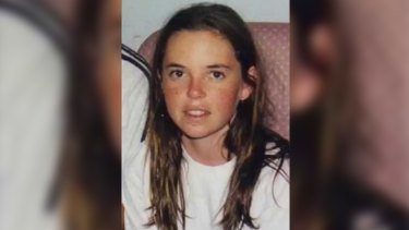 Hayley Dodd went missing near Badgingarra in 1999.