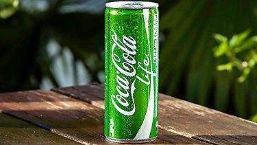 The Coca-Cola Life brand has been scrapped in Australia.