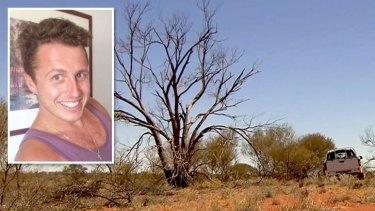 Dane Kowalski (inset) went missing on December 13.
