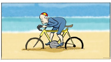 Illustration Andrew Dyson