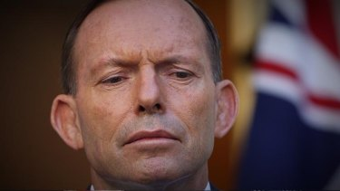 Prime Minister Tony Abbott faces a spill on Tuesday.