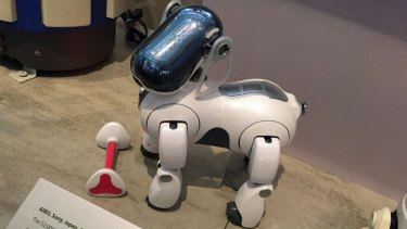 Sony's Aibo robot dog paved the way for a new generation of entertainment robots.