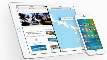 iOS 9 smooths out most of the rough edges left from iOS 7's radical redesign.