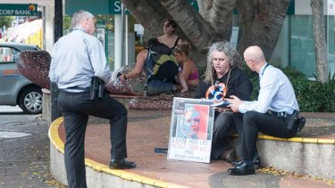 Activist Ciaron O'Reilly has been barred from restricted G20 security areas.