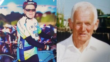 Gordon Ibbs, 77, was a retired Ford worker and avid cyclist.