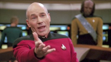 What the Ferengi: Star Trek fans no longer need to hurl abuse at Channel Nine each week.