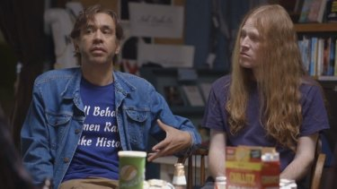 The male feminists of Portlandia