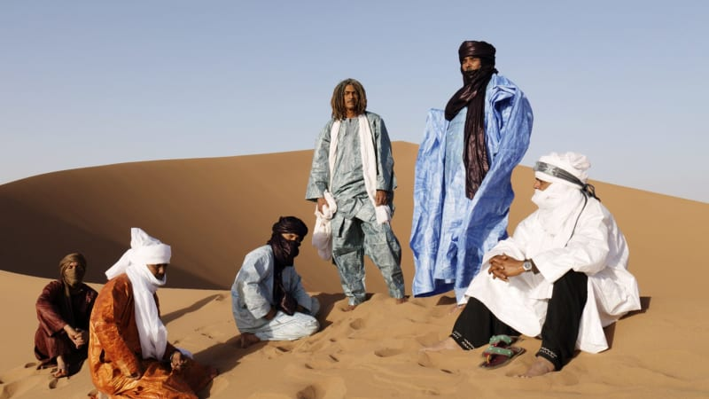 Tinariwen review: The African deserts come to Marrickville