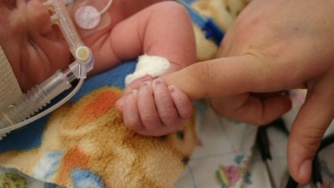 Premature babies can be exposed to cigarette toxins on clothes.