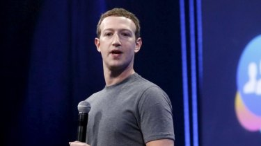 Facebook CEO Mark Zuckerberg took questions from fans in the session, including celebrities.