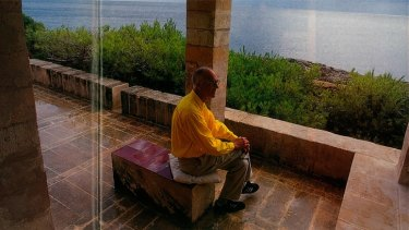 "Utzon, at 74, at his home in Spain: ""I am not bitter about anything. I have had a marvellous career."""