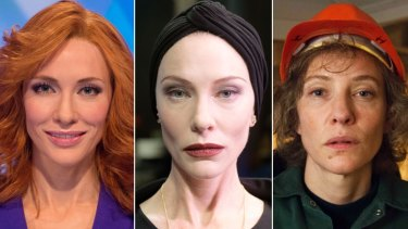 Shapeshifter: The many faces of Cate Blanchett in Manifesto.