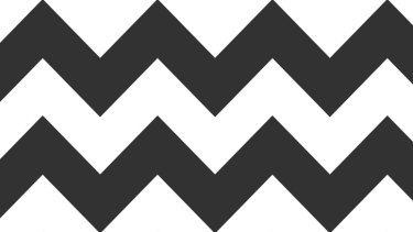 White chevron markings will be trialed on ACT roads later this year to stop tailgating.