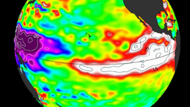 Warming world: Proposed CSIRO climate cuts drew international rebukes.