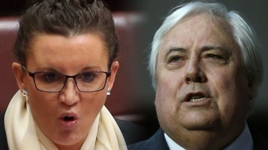 Jacqui Lambie and Clive Palmer: PUP United, or PUP Untied?