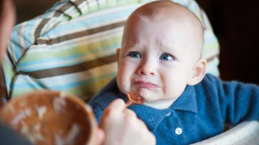 Home cooked meals were not necessarily superior to store bought baby food.