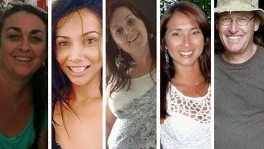 High-profile domestic violence victims in Queensland this year include Karina Lock, Tara Brown, Adelle Collins, Fabiana Palhares, and Bruce Monaghan.