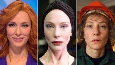 Shapeshifter: The many faces of Cate Blanchett in <i>Manifesto</i>.