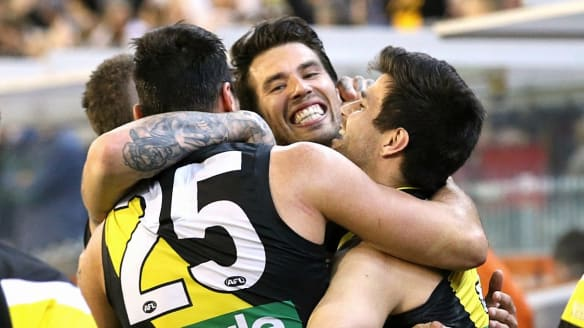 'I told you so': A Richmond fan has one last rant before AFL grand final day