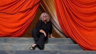 Sydney Biennale artistic director Juliana Engberg.