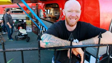 Ekim Burgers owner Mike Duffy has copped criticism for his Facebook post.