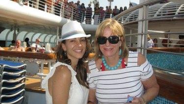 Francoise Colantoni-Short and Sandra Short.