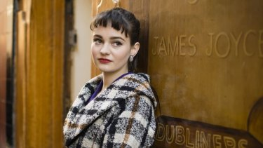Aisling Franciosi, who appeared as Katie Benedetto in The Fall, stars in Jennifer Kent's movie The Nightingale.