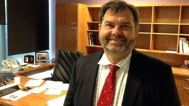 Chief Justice Tim Carmody.
