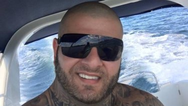 Ricky Ciano's disappearance was described as out of character by his family.